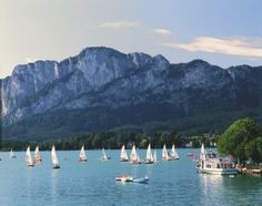 Mondsee- My Favourite place in the world <3 take me back!