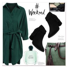 #weekend by mycherryblossom on Polyvore featuring polyvore fashion style Christian Dior clothing