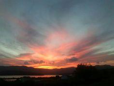 #atardecer #sunset #paz #galicia #españa