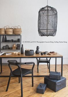 Form table — BODIE and FOU - Award-winning inspiring concept store