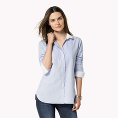 Tommy Hilfiger Faye Long Sleeved shirt