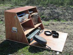 Camping cupboard!