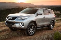 MY2017 #Toyota #Fortuner launched in Dubai