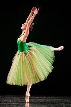 Our beautiful friend Allison DeBona in Emeralds!