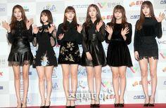 Gfriend at Seoul Music Award 2017