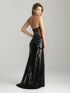 a25ea633c05 Madison James Collections  Style  6611 Sequin Evening Gowns