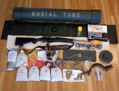 How To Build a PVC Pipe Survival Cache