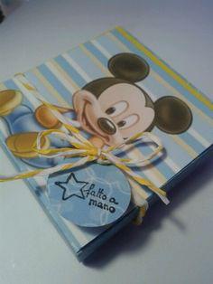 scatolina mickey mouse nutella fatto a mano. Dienneidee