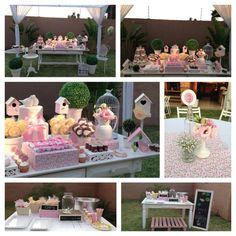 Little Birds theme party!