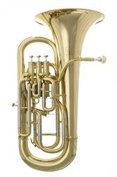 JP374 Sterling Euphonium Bb in Lacquer or Silver Plate finish - John Packer