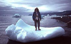 Cynthia Phillips in Greenland