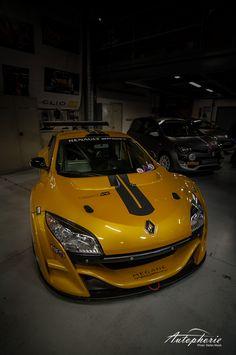 Renault Megane V6 #Trophy