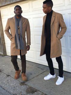BLACK FASHION — IG : @Jigga.West & @GiftedAdrian Chicago,Il