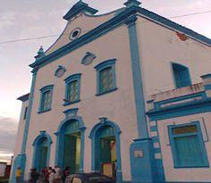 Valença, Bahia - Brasil Igreja Sagrado Coração de Jesus