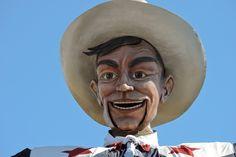 Big Tex – State Fair of Texas 2011