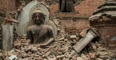 Nepal Earthquake ~ sending metta to the people of Nepal and all those giving help.