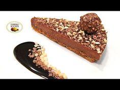 Tarta Ferrero Rocher - YouTube