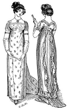 I'd SO wear these dresses. Every day. Prolly need to make them.