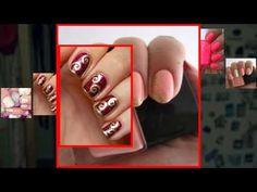 ▶ Beckie Yates on Pinterest - Nails - YouTube