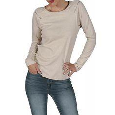 Bluza Dama VERO MODA Night Sky Oatmeal Mens Tops, T Shirt, Fashion, Supreme T Shirt, Moda, Tee Shirt, Fashion Styles, Fashion Illustrations, Tee