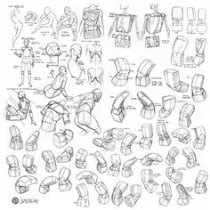 Exceptional Drawing The Human Figure Ideas. Staggering Drawing The Human Figure Ideas. Figure Drawing Tutorial, Male Figure Drawing, Figure Drawing Reference, Anatomy Reference, Art Reference Poses, Human Anatomy Drawing, Gesture Drawing, Drawing Poses, Drawing Tips