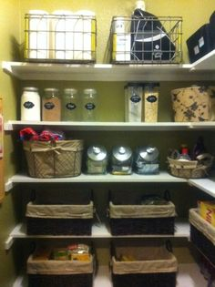 Hines Catch Up: Drum Roll Please.....Pantry Makeover Reveal!