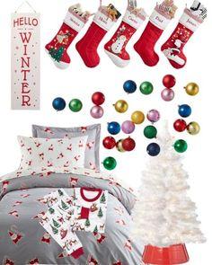 Cabin Christmas, Whimsical Christmas, Elegant Christmas, Plaid Christmas, Vintage Christmas, Tree Collar, Minimalist Christmas, Red Tree, Painted Wood Signs