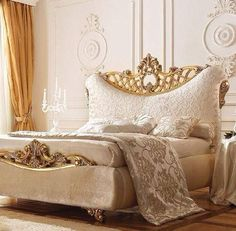 design home ideas Home Decor Bedroom, Bedroom Furniture, Lux Bedroom, Master Bedroom, Dream Bedroom, Room Ideias, Cool Furniture, Furniture Design, Italian Furniture