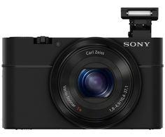 tripod?? Cyber-shot Digital Camera RX100, 27-DSCRX100/B, , Main View, V500 Main View V500