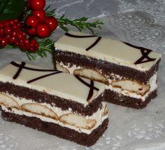 Desert Recipes, Graham Crackers, Tiramisu, Vanilla Cake, Food Videos, Cookie Recipes, Ale, Food And Drink, Sweets