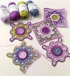 Crochet Leaves, Crochet Mandala, Freeform Crochet, Crochet Motif, Crochet Designs, Crochet Doilies, Crochet Stitches, Free Crochet, Crochet Table Mat