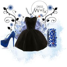 """""""dress we prom dream"""" by coolndout on Polyvore"""