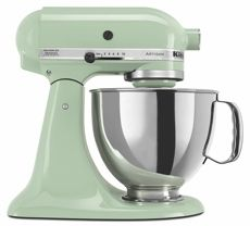 want the pistachio kitchen aid for my kitchen
