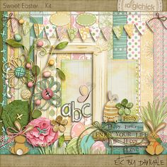 From scrapbook update website--I want to recreate this layout using #CTMH Dotty For You