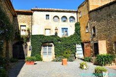 Peratallada o el delirio fotográfico (II) Lugares con encanto. Pueblos con encanto. Baix Empordà. Girona. www.caucharmant.com