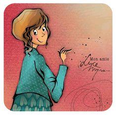 Illustratrice pour divers projets. Photo Art, Sketchbook Art Journal, Art Sketchbook, Illustration, French Illustration, Art Girl, Art, Art Journal, Colours