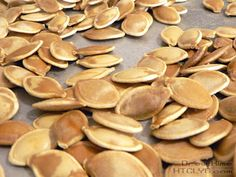 How To Roast Pumpkin Seeds   How To Cook Like Your Grandmother Roasted Pumpkin Seeds, Roast Pumpkin, Halloween Treats, Halloween Fun, Fall Treats, Appetizer Dips, Holiday Time, Pumpkin Recipes, Fall Recipes