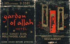 Garden of Allah Hollywood   Garden of Allah, Hollywood   Flickr - Photo Sharing!