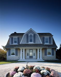 Cape Cod Style House Design Ideas Pictures Remodel And