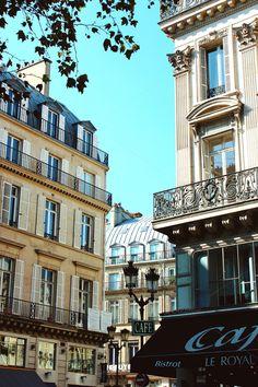 Paris Buildings by Avelina on @creativemarket