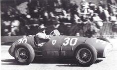 Piero Taruffi, Bremgarten 1952, Ferrari 500, Sole F1 Win for Piero