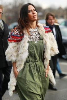 See Every Street Style Snap From Paris Fashion Week: Don't be fooled: the final lap of Fashion Month was no less stylish.