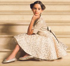 ALALOSHA: VOGUE ENFANTS: The Total look with LAZY FRANCIS SS15 collection
