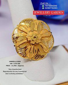 Gold Ring Designs, Gold Bangles Design, Gold Earrings Designs, Gold Jewellery Design, Gold Jewelry Simple, Gold Rings Jewelry, Beautiful Gold Rings, Antique Gold Rings, Gold Finger Rings