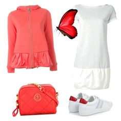 moncler love by nansylovesfashion on Polyvore featuring polyvore fashion style Moncler clothing