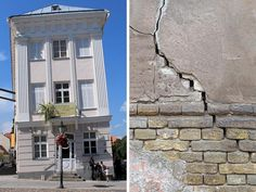 What is subsidence? Definition, causes and solutions for landlords Being A Landlord, Definitions, Buildings