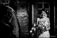 Stephanie arriving at The Vaults at RSA House to marry Lee, more pictures here -