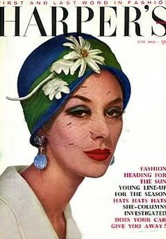 1961  #millinery #judithm #hats