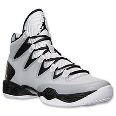 Men's Air Jordan XX8 SE Basketball Shoes | Finish Line | Pure Platinum/White/Black