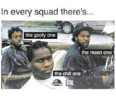 In every squad...so @tabcody10 and @hgmoore42 ...which ones are we?! LOL